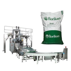 Automatisk Bulk Packing Machine til mælkepulver i 10kg 25kg Tasker