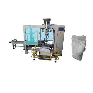 10-50 kg justerbar åben mund taske tælle og pakning maskine