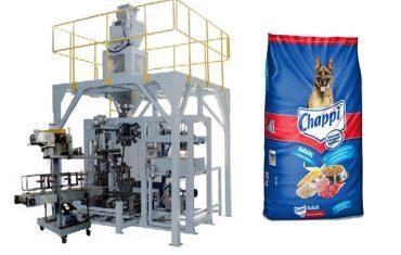 15 kg dyrefoder stor taske pakning maskine