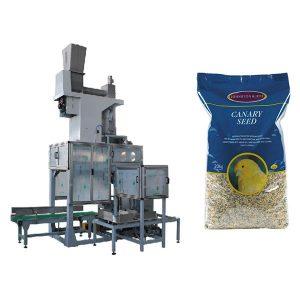 20 kg sædsåbent mund Bagging & Bag Filling Scales Automatisk Grain Big Bags Packing Machine