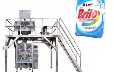 4-leder lineær væve vaskemiddelpulverpakningsmaskine