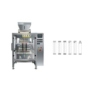 8 Line Multi Line Sachet Stick Sukkerpakning Machine
