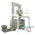 Automatic seed product packaging filling sealing machine unit