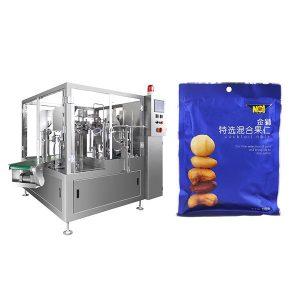 Automatisk fyldningsforseglingsemballage til fast pulver eller faststof