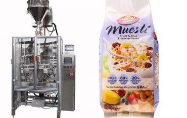 automatisk madpulveremballeringsmaskine