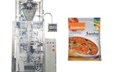 kylling essens krydderipulver emballage maskine
