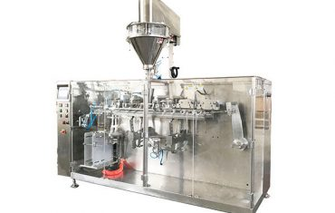automatisk vandret færdiglavet pulveremballage maskine