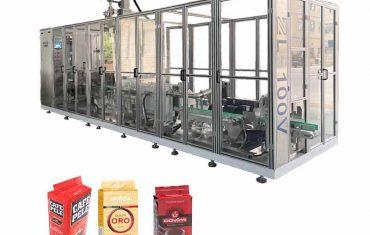 Automatisk Linear Type Brick Vacuum Bag Packaging Machine