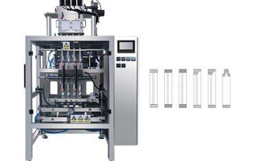 automatisk multi lane sachet stick pulverpakning maskine