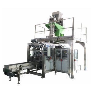 automatisk pulver vævet taske emballage maskine
