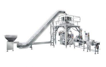 Automatisk lodret formfyldningsforseglingsmaskine