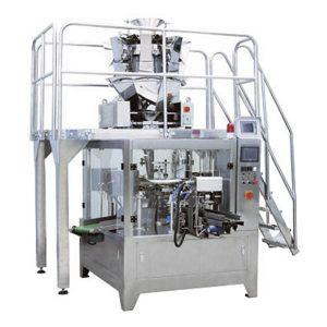 Automatisk tørfrugt taske fyldning pakning gør maskiner maskine