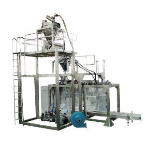 Big Bag Automatisk Pulver Vejning Fyldning Machine Mælkepulverpakning maskine