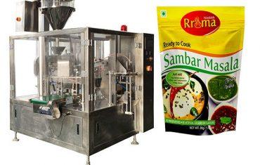 chili pulverpakning maskine