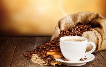 Kaffe og te