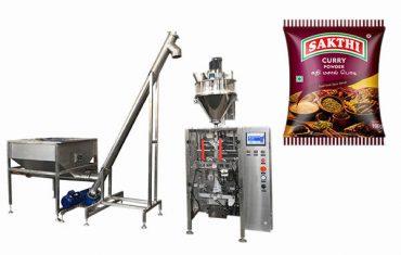 100g-500g karrypulveremballeringsmaskine