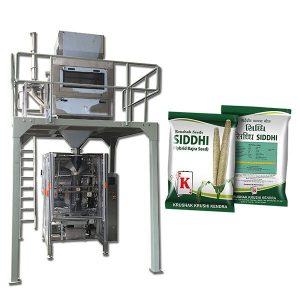 Rengøringsmiddelpulverpakningsmaskine