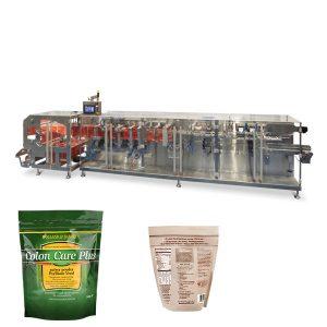 Doypack pulver granulatpakning vandret formfyldning tætningsmaskine