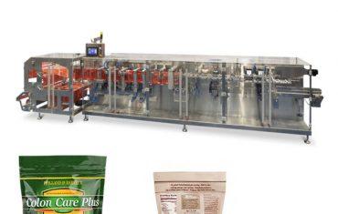 doypack pulver granulatpakning vandret formfyldt tætningsmaskine