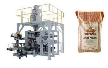 automatisk granule præmade big bag pakning maskine