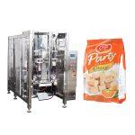 fuldautomatisk mad-quad-sækkeposeemballage