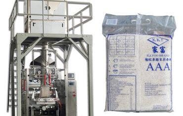 fuldautomatisk granulat partikel mad ris pakke maskine