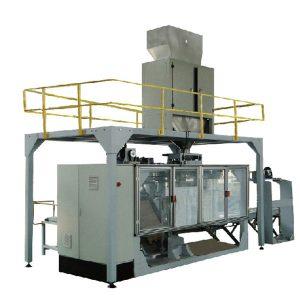 Høj automationspakning maskine, pulverfyldt sækkefyldning og tætning Line, let betjening