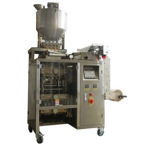 Multi-Lanes Automatisk Sauce Sachet Liquid Packing Machine