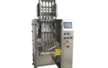 multilane stickpack pulverpakning maskine