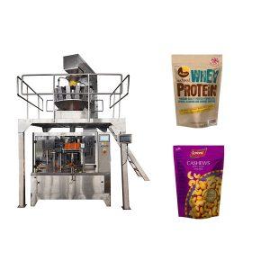 Nuts lynlås posen automatisk påfyldning pakning maskine