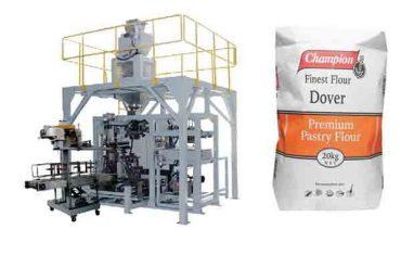 Automatisk bagningsmaskine til 20 kg melemballage