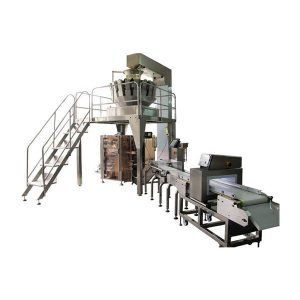 Quad Seal Bagger Med Multi-Head Weigher