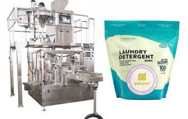 lille granulat sukkerforberedt posepakning maskine