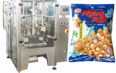 vffs lodret formfyldnings- og tætningsemballage maskine