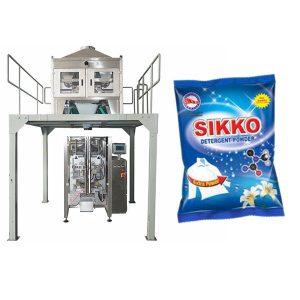 Vaskepulveremballeringsmaskine