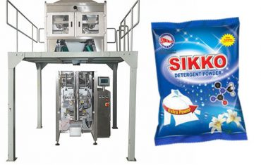 100g-5kg vaskepulveremballeringsmaskine