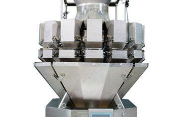 ZL14-2.5L multihead vejer pakkemaskine til salg