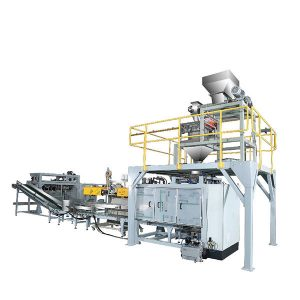 ZTCP-50P automatisk vævet taskepakning maskine til pulver