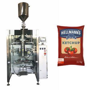 ketchup Sauces emballage maskine